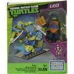 Mega Bloks Tartarugas Ninja Animation Treino de Saltos Leo - Mattel