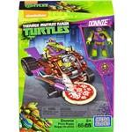 Mega Bloks Tartarugas Ninja Animation Veículo Donatello - Mattel
