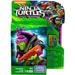 Mega Bloks Tartarugas Ninja Filme Donnie 19 Peças - Mattel