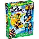 Mega Bloks Tartarugas Ninja Filme Turbo Skate- Mattel