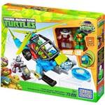 Mega Bloks Tartarugas Ninjas (heli-tartaruga) - Mattel