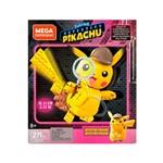 Mega Construx Detetive Pikachu - Mattel
