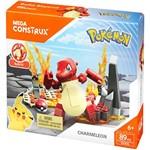 Mega Construx - Pokémon Evolução - Pokémon Charmeleon Pack - Mattel