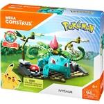 Mega Construx - Pokémon Evolução Pokémon Ivysaur - Mattel