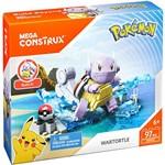 Mega Construx - Pokémon Evolução - Pokémon Wartortle Pack - Mattel