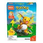 Mega Construx Pokemon Pacote de Poder Raichu - Mattel