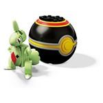 Mega Construx Pokemon Pokebola Lavitar - Mattel