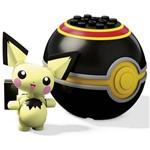 Mega Construx Pokemon Pokebola Pichu - Mattel