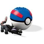Mega Construx Pokemon Pokebola Salandit - Mattel