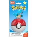 Mega Construx Pokemon Pokebola Squirtle - Mattel