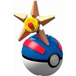 Mega Construx Pokémon Pokebola Staryu - Mattel