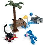 Mega Construx - Pokémon - Robball Vs Flamiau - 128 Peças - Mattel Mega Construx Meu Malvado Favorito 3 Carro do Gru - Mattel