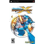 Mega Man Maverick Hunter X - Psp