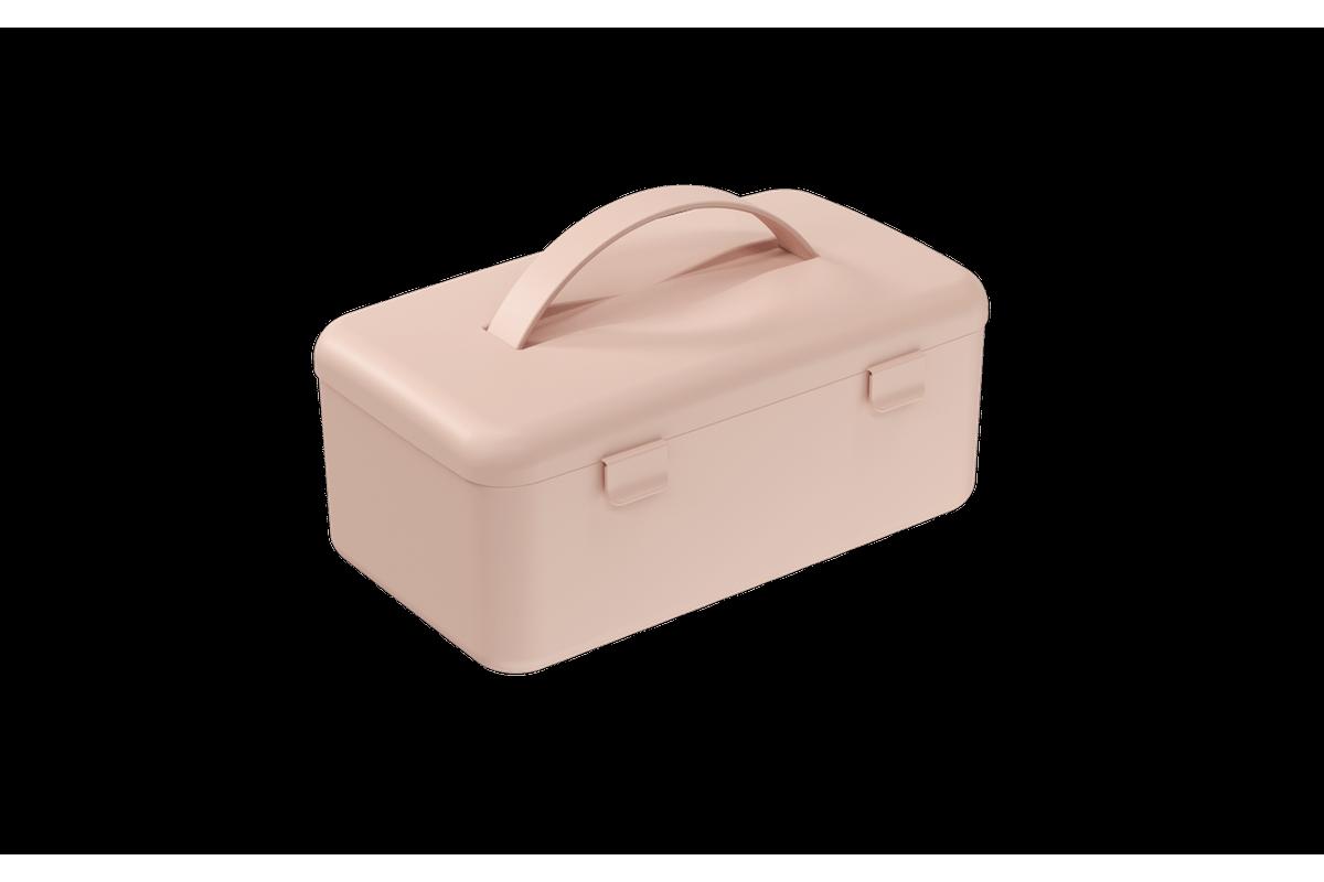 Mega Necessária 23,7 X 14 X 10,3 Cm Rosa Blush Coza