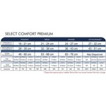 Meia Calça Sigvaris Select Comfort Premium 862AT 20-30mmHg