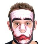 Meia Mascara Dublada - Coringa