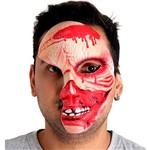 Meia Máscara Sangue - Sulamericana Fantasias