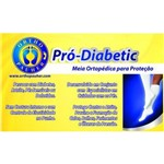 Meia Ortopédica para Proteção Pró-diabetic - Orthopauher