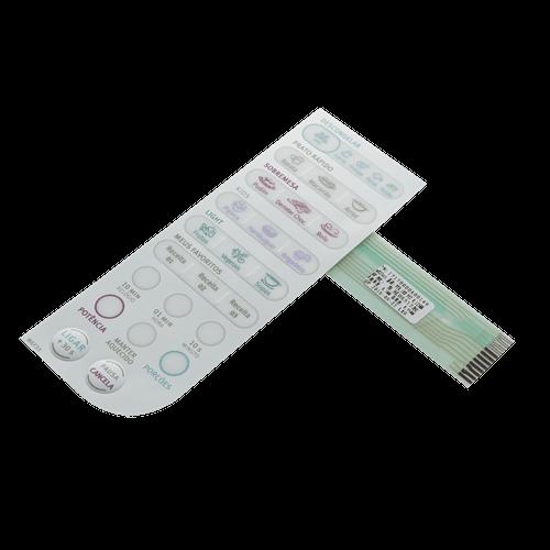 Membrana Painel Controle - MEF33
