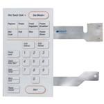 Membrana Teclado Microondas Samsung Mw5554 / Mw 5555