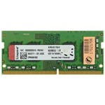 Memória RAM de 4GB para Notebook Kingston KVR24S17S6/4 DDR4 - Verde
