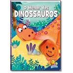 Menor dos Dinossauros, o - Dedinhos Agitados
