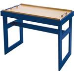 Mesa de Apoio Azul (71,2x49x84cm) - Tramontina