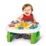 Mesa de Atividade Mesinha Infantil Bebê Smart Table Calesita 812 com Som