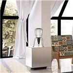 Mesa de Canto Espelhada Decorativa Tb700 Dalla Costa
