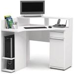 Mesa de Computador Kappesberg S975 - Cor Branco