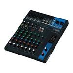Mesa de Som com 10 Canais 4 Mono + 3 Stereo Mg10 - Yamaha