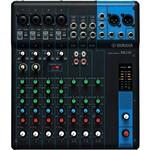 Mesa de Som Yamaha Mg10 com 10 Canais e Efeitos SPX