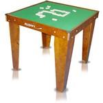Mesa Dominó para 4 Jogadores + Jogo Profissional - Klopf