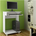 Mesa Escrivaninha para Computador Compacta Baixa Art In Móveis