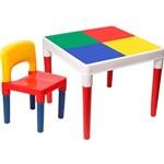 Mesa Infantil Multi com Cadeira - Bell Toy
