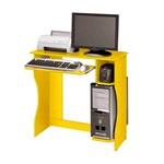 Mesa para Computador Lívia - Amarela