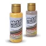 Metal Colors 60ml Azul Mar 535