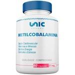 Metilcobalamina 1mg 60 Cáps Unicpharma