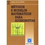 Métodos e Modelos Matemáticos para Economistas