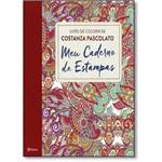 Meu Caderno de Estampas - Livro de Colorir