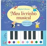 Meu Livrinho Musical - Usborne