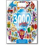 Meu Livro de 3000 Incríveis Adesivo - Coleção Adesivos Megafantásticos