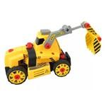 Meu Pequeno Engenheiro - Garagem S.a - Retroescavadeira - Candide