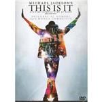 Michael Jacsons This Is It - Dvd Filme Documentário