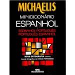 Michaelis: Minidicionário Espanhol - Espanhol-Português, Português-Espanhol - Conforme a Nova Ortografia