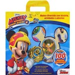 Mickey Aventura Sobre Rodas - Maleta Divertida