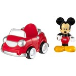 Mickey e Seu Carro - Mickey Mouse Clubhouse - Fisher-price