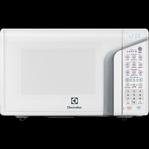 Micro-ondas Electrolux Ponto Certo MEP41 31 Litros - Branco