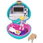 Micro Polly Pocket Estojo Festa do Pijama - Mattel
