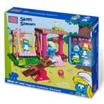 Microbloks - Smurf Parque - Mega Bloks